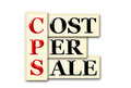 Cost Per Sale Royalty Free Stock Photos - 41546728