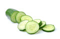 Fresh Slice Cucumber Royalty Free Stock Images - 41547039
