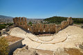 Greek Ruins Of Ancient Agora On The Acropolis In Athens, Greece Royalty Free Stock Photography - 41549967