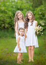Portrait Of Three Young Girlfriends Stock Photo - 41555200