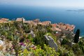 The Village Of Eze Stock Images - 41567004