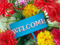 Welcome Sign Stock Photo - 41601570