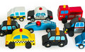 Wooden Toy Cars Stock Photos - 41732173