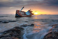 Shipwreck Stock Images - 41751974