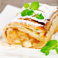 Apple Strudel Royalty Free Stock Images - 41772579