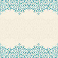 Abstract Floral Background. Seamless Lace Royalty Free Stock Images - 41774289