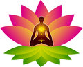 Lotus Yoga Stock Photo - 41788890