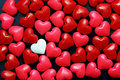 Candy Hearts Royalty Free Stock Images - 4183769