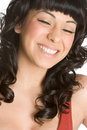Laughing Woman Royalty Free Stock Photography - 4189017