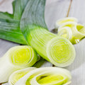 Fresh Leek Stock Images - 41806584