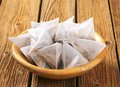Jasmine Tea Bags Stock Photos - 41812693