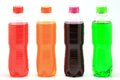 Soft Drink Bottles Stock Image - 41820881