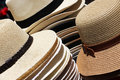 Straw Hats Royalty Free Stock Photo - 41837105