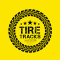 Tire Tracks Stock Images - 41839214