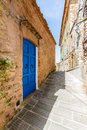 Campiglia Marittima Is An Old Village In Tuscany, Italy Royalty Free Stock Image - 41844206