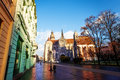 St Elisabeth Cathedral In Kosice, Slovakia Royalty Free Stock Images - 41851699
