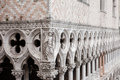 Marble Decor And Columns, St. Mark S Square ,Venice, Italy Royalty Free Stock Photos - 41863958