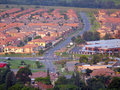 Johannesburg, South Africa - 16 December 2008: City Life. Royalty Free Stock Image - 41864696