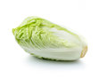 Chinese Cabbage On A White Background Royalty Free Stock Image - 41868386
