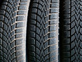Winter Tires Royalty Free Stock Image - 41870076