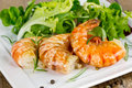 Grilled Prawns Stock Images - 41877164