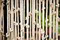 Blinds Made of Rope Stock Images - 41896104
