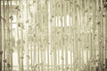 Blinds Made of Rope Stock Photos - 41896183