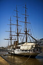 The Boat Of Puerto Madero Stock Photography - 4190252