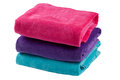 Three Towels Royalty Free Stock Images - 41904809