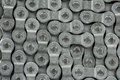 A Bicycle Chain Pattern Stock Photo - 41910840