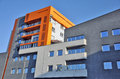 Modern Apartment Building Stock Images - 41910934
