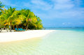 Vacation At Paradise Beach Stock Images - 41918414