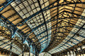 Roof Of Brighton Railway Station Stock Photography - 41919232