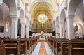 Church Of St. Catherine Interior At The Church Of Nativity Compl Royalty Free Stock Photo - 41921915