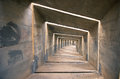 Concrete Tunnel Royalty Free Stock Image - 41922816