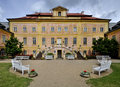 Manor Hause Krasny Dvur Royalty Free Stock Images - 41934679