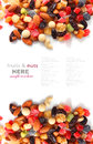 Mixed Nuts And Dry Fruits Stock Photo - 41936470