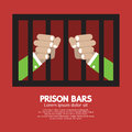 Prison Bars Graphic Royalty Free Stock Photography - 41944037
