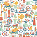Boy Pattern Stock Images - 41957374