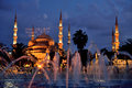 Blue Mosque Istanbul Turkey Stock Images - 41980744