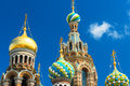 Church Of The Savior On Spilled Blood In St Petersburg, Russia Royalty Free Stock Photography - 42028897