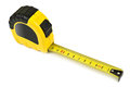Yellow Measuring Tape Royalty Free Stock Photo - 42068565