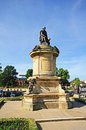 Gower Memorial, Stratford-upon-Avon. Royalty Free Stock Photography - 42071727