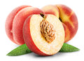 Ripe Peach Royalty Free Stock Photos - 42080678
