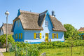 Thatched-roof House Royalty Free Stock Images - 42109129