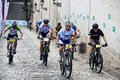 Cycle Race Stock Images - 42130904