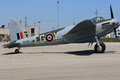 Only One In The World Flying De Havilland DH.98 Mosquito Ready For Demo Flight Stock Photography - 42152902