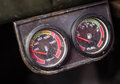 Old Rusty Fuel Scale Royalty Free Stock Image - 42177856