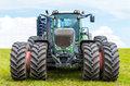 Tractor Stock Image - 42197871