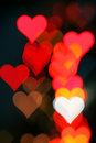 Red Hearts Royalty Free Stock Photo - 4228505